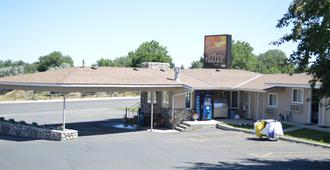 A Wyoming Inn - Cody - Edificio