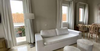 Hotel Boutique Bovedas de Santa Clara - קרטחנה דה אינדיאס - סלון