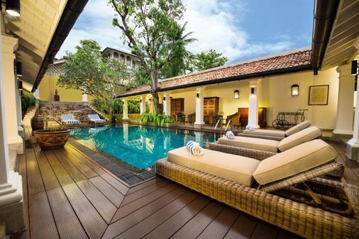 D Pavilion Boutique Hotel - Colombo - Bể bơi