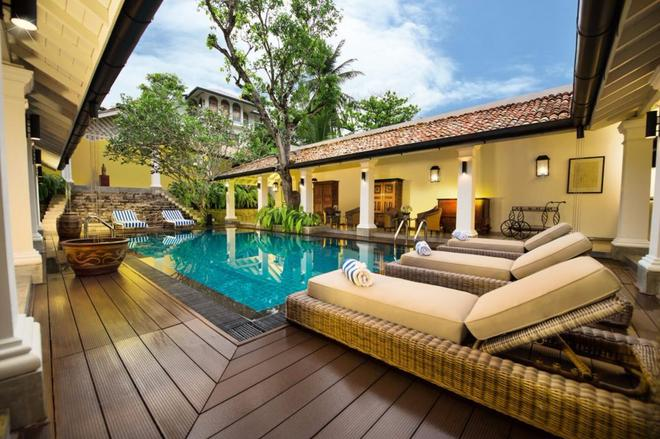 D Pavilion Boutique Hotel - Colombo - Pool