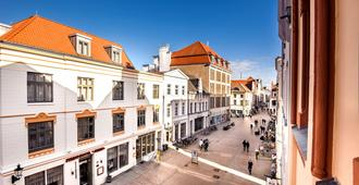Stadthotel Stern - Wismar - Vista del exterior