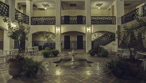 Hôtel Batha - Fez - Cảnh ngoài trời