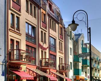 Hotel Ottaviano - Świnoujście - Byggnad