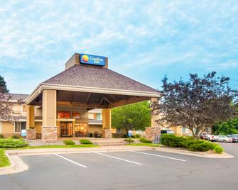 Comfort Inn West - Duluth - Building