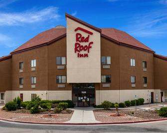 Red Roof Inn El Paso West - Ель-Пасо - Building