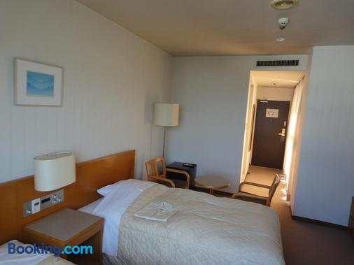 Hiroshima International Youth House Jms Aster Plaza - Hiroshima - Bedroom