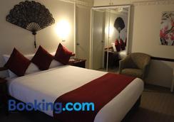 The 3 Explorers Motel - Katoomba - Bedroom