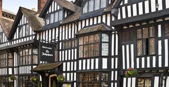Mercure Stratford Upon Avon Shakespeare Hotel - Stratford-upon-Avon - Building