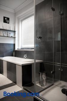 Pension Villa Maria - Carlsbad - Bathroom