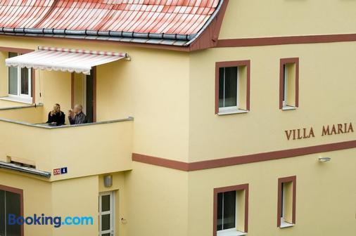 Pension Villa Maria - Carlsbad - Balcony