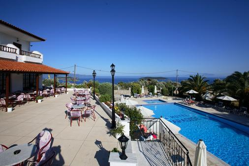 Paradise - Katsaros - Pool