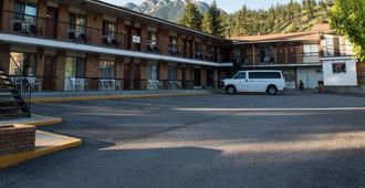 Radium Park Lodge - Radium Hot Springs
