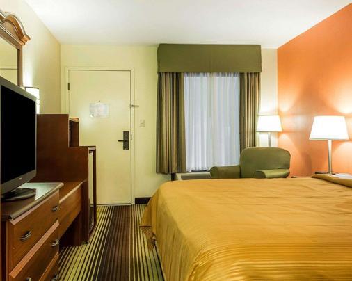 Quality Inn University - Winston-Salem - Schlafzimmer