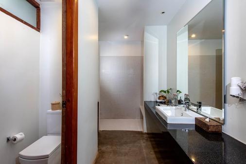 Popular Residence Hotel - Siem Reap - Phòng tắm