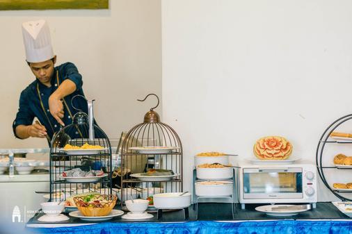 Popular Residence Hotel - Siem Reap - Buffet
