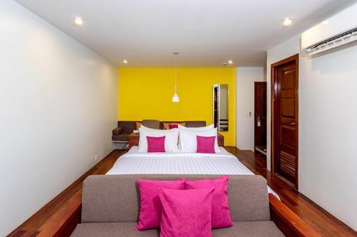 Popular Residence Hotel - Siem Reap - Phòng ngủ