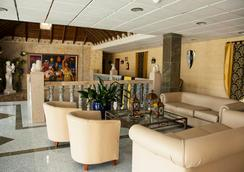 Hotel Plaza Del Castillo - Malaga - Reception
