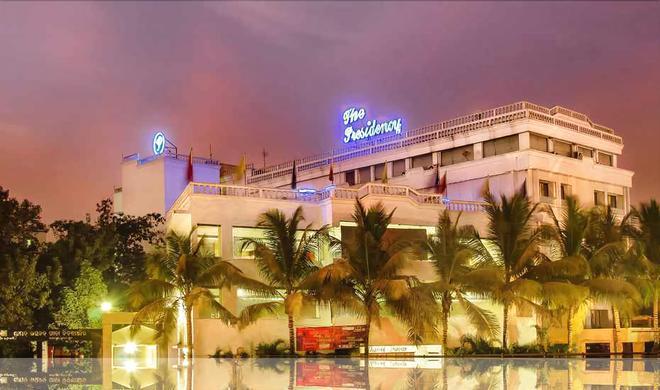 The Presidency - Bhubaneshwar - Building
