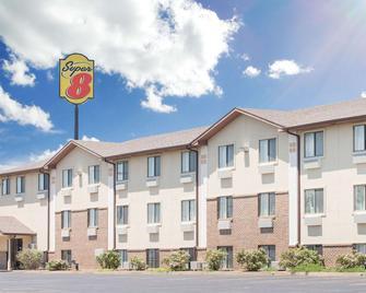 Super 8 by Wyndham Abilene KS - Abilene - Gebäude