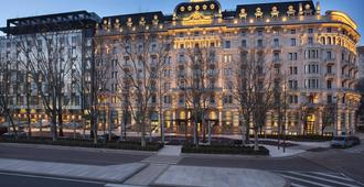 Excelsior Hotel Gallia, a Luxury Collection Hotel, Milan - Mailand - Gebäude