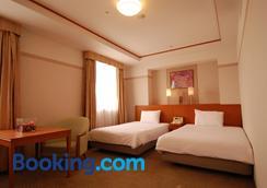 Hotel Tetora Otsu Kyoto - Ōtsu - Κρεβατοκάμαρα