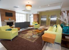 Holiday Inn Morgantown - University Area - Morgantown - Living room