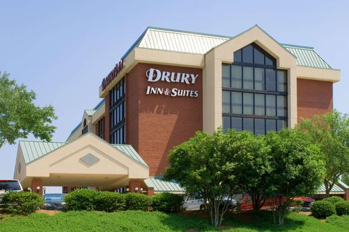 Drury Inn & Suites Atlanta Marietta - Marietta - Building