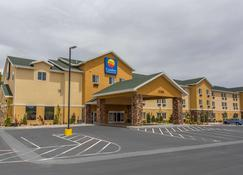 Comfort Inn and Suites Vernal - National Monument Area - Vernal - Building