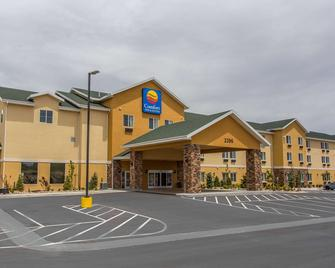 Comfort Inn and Suites Vernal - National Monument Area - Вернал - Здание