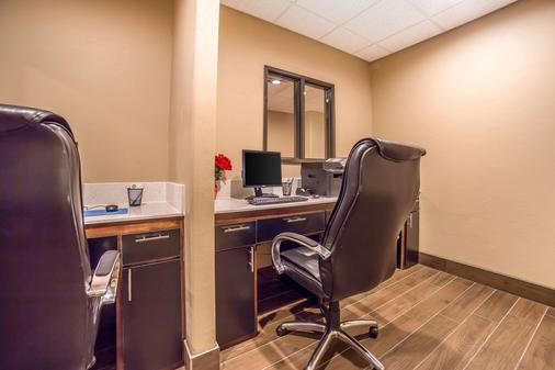 Comfort Inn & Suites - Vernal - Aίθουσα συνεδριάσεων