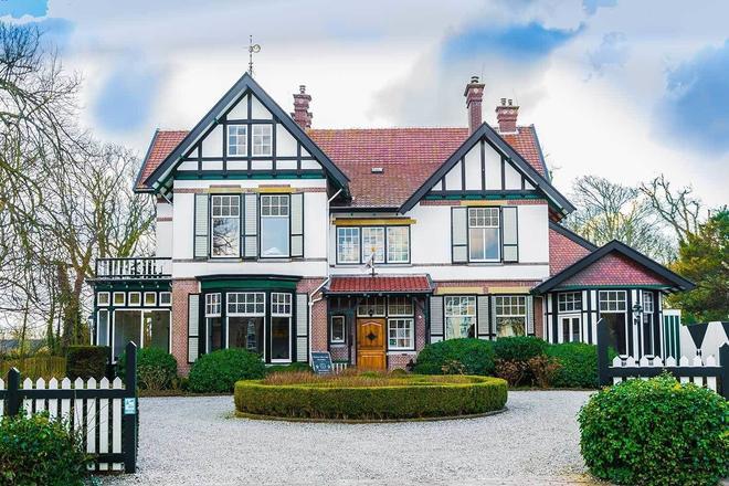 Residentie Villa de Wael - Dombourg - Bâtiment