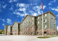 Suburban Extended Stay Hotel - Washington - Rakennus