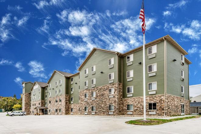 Suburban Extended Stay Hotel - Washington - Rakennus