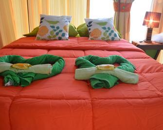 Hotel Tortuguero Jungle - Tortuguero - Schlafzimmer