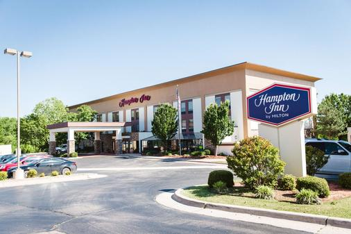 Hampton Inn Edmond - Edmond - Building