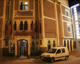 Hotel Madrid - Chefchaouen - Building