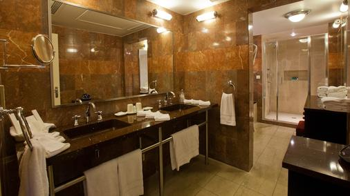 Disney's Hotel New York Package - Chessy - Bathroom