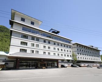 Sounkyo Choyotei - Kamikawa - Building