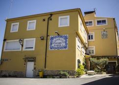 Restaurante Pensión Mariola - Agres - Building