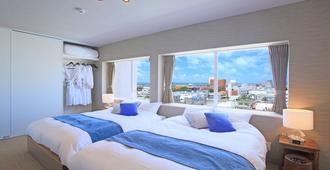 Sky Cucule Ishigakijima - İshigaki - Yatak Odası