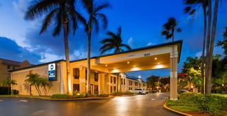 Best Western Fort Lauderdale Airport/Cruise Port - Fort Lauderdale - Building