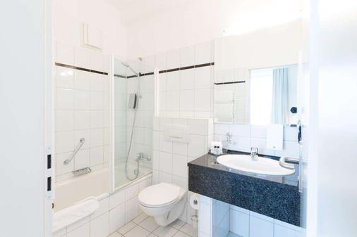 貝爾維尤瑞拉科薩酒店 - 漢堡 - 漢堡 - 浴室