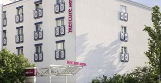 Mercure Hotel Stuttgart Airport Messe - Stuttgart - Building