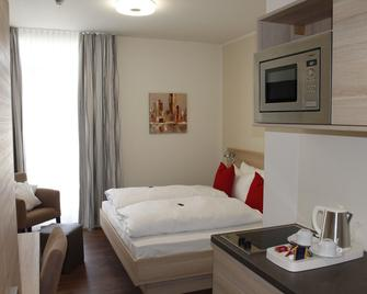 Prime 20 Serviced Apartments - Frankfurt am Main - Bedroom