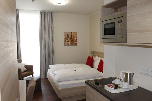 Prime 20 Serviced Apartments - Frankfurt am Main - Bedroom