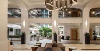 Embassy Suites by Hilton Anaheim North - Anaheim - Lobby
