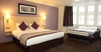 Shore View Hotel - איסטבורן - חדר שינה