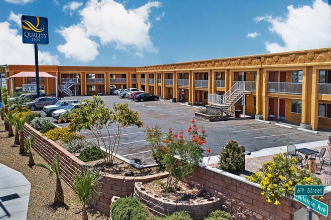 Quality Inn - Parker - Edificio