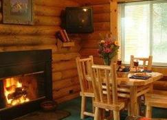 Togwotee Mountain Lodge - Moran - Comedor