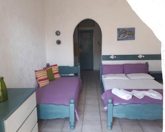 Amazona Apartments - Agia Pelagia - Dormitor